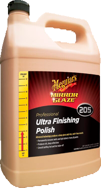 Meguiar's Pro M205 Mirror Glaze® Ultra Finishing Polish – 3,78 l