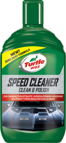 TurtleWax Speed Cleaner Clean & Polish