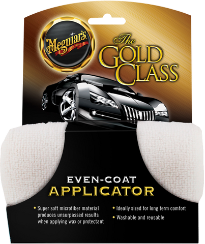 Meguiar's Even Coat Microfibre Applicator Pads
