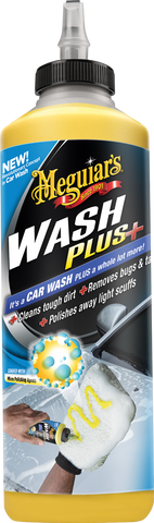 Meguiar's Car Wash+