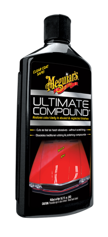 Meguiar's Ultimate Compound