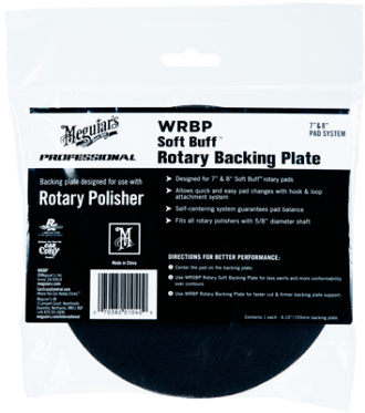 Meguiar's Pro Rotary Backingplate