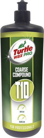 TurtleWax Pro T10 Heavy Cut Compound – 1 l