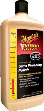 Meguiar's Pro M205 Mirror Glaze® Ultra Finishing Polish – 0,24 l