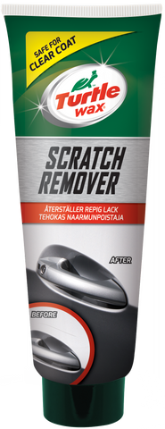 TurtleWax Scratch Remover