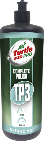TurtleWax Pro TP3 Complete Polish – 250 ml