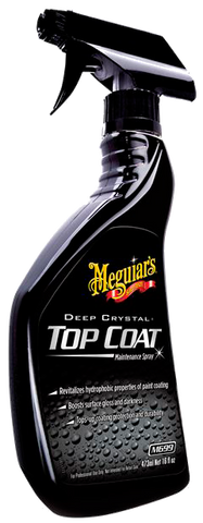 Meguiar's Pro Deep Crystal Top Coat