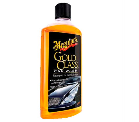 Meguiar's Gold Class™ Car Wash