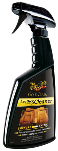 Meguiar's Gold Class Leather™ & Vinyl Cleaner