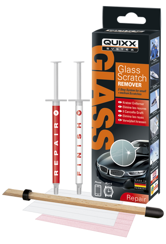 Quixx Glass Scratch Remover