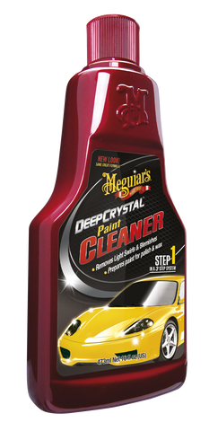 Meguiar's Deep Crystal® Paint Cleaner