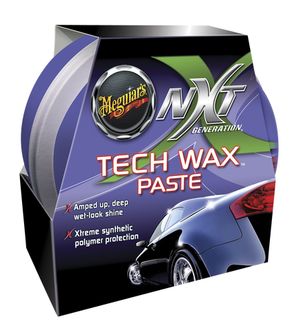 Meguiar's NXT Generation™ Tech Wax 2.0 – kiinteä