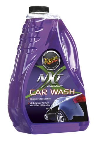 Meguiar's NXT Generation™ Car Wash – 1,78 l