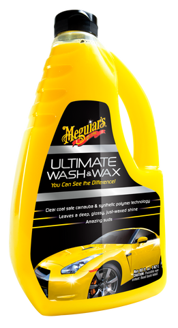 Meguiar's Ultimate Wash & Wax – 1,42 l