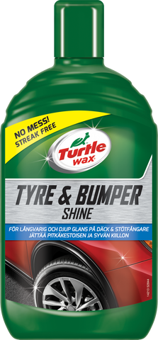 TurtleWax Tyre & Bumber Shine