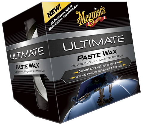 Meguiar's Ultimate Wax – kiinteä