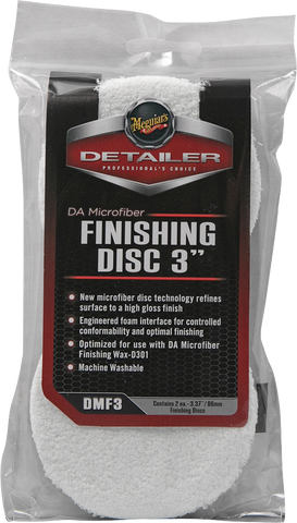 DA Microfiber Finishing Disc 3''