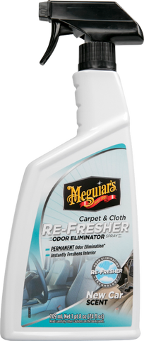 Meguiar's Carpet & Cloth Re-Fresher Odor Eliminator