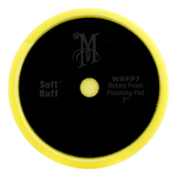 Meguiar's Pro WRFP7 Soft Buff Rotary Foam Polishing Pad 7''