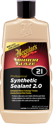 Meguiar's Pro M21 Mirror Glaze® Synthetic Sealant 2.0 – 0,47 l