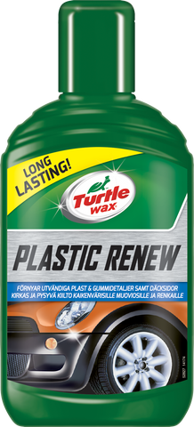 TurtleWax Plastic Renew