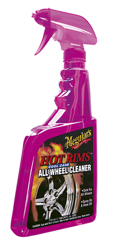 Meguiar's Hot Rims® All Wheel Cleaner
