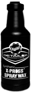Meguiar's Pro Detailer Synthetic X Bottle