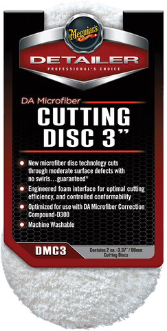 DA Microfiber Cutting Disc 3""