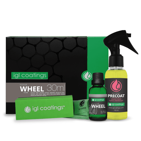 IGL Ecocoat Wheel 30ML Kit vannepinnoite