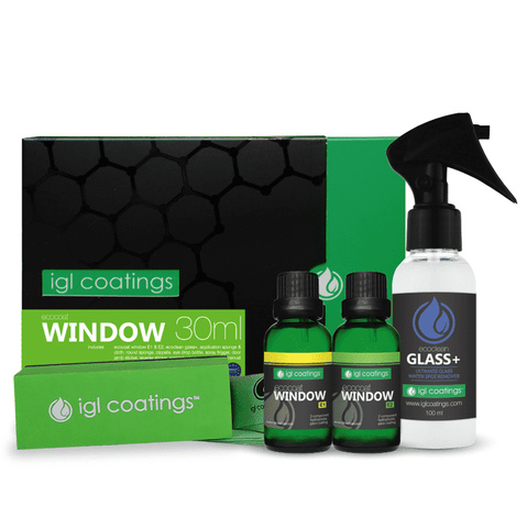 IGL Ecocoat Window Kit lasipinnoite