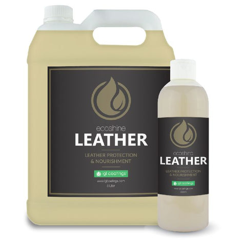 IGL Ecoshine Leather 500ML nahanhoitoaine