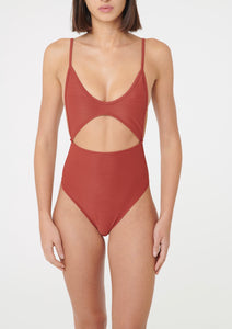 Joan one piece - ULURU RUST