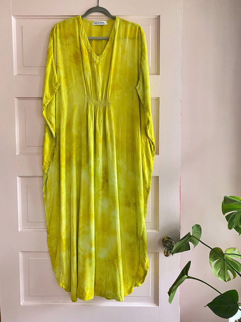Kaftan Dress - Citronella Ravel & Unravel