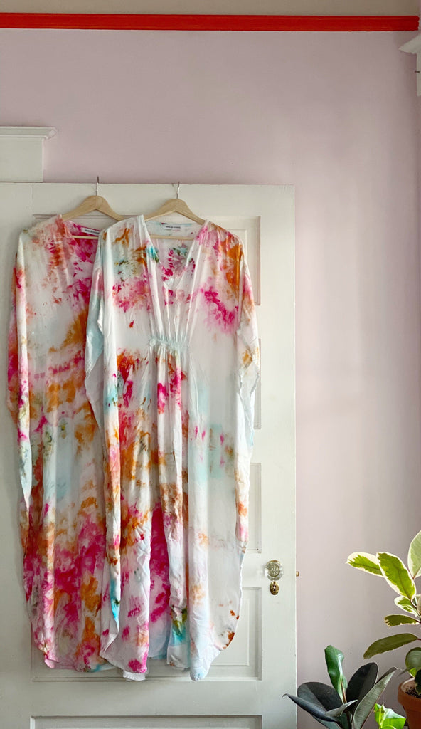 Kaftan Dress - Frolic Ravel & Unravel