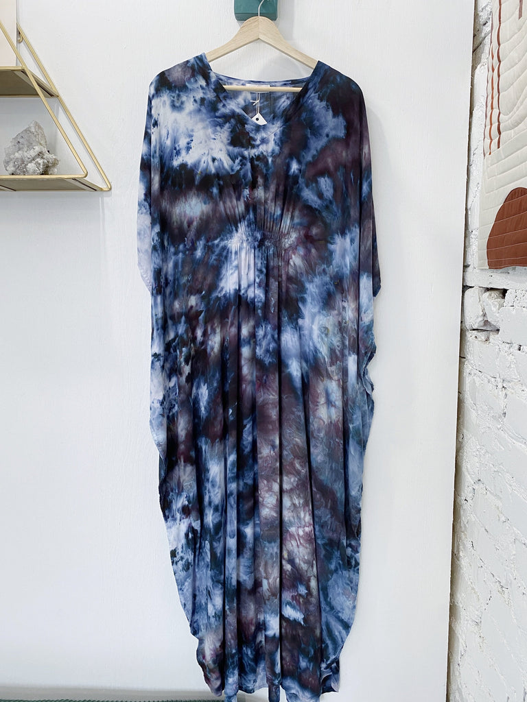 Kaftan Dress - Midnight Ravel & Unravel
