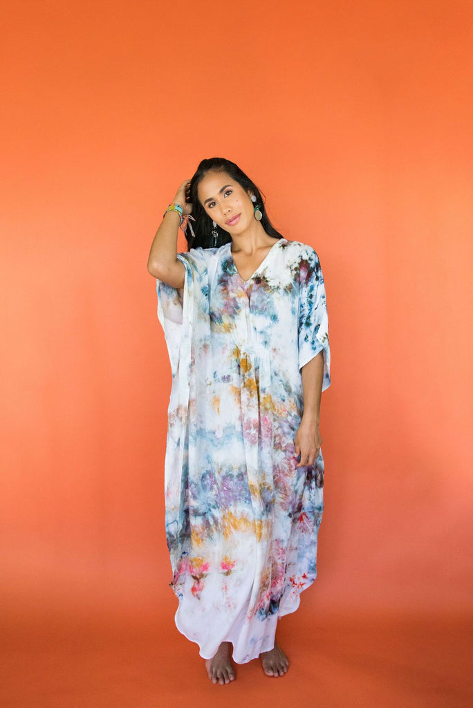 Kaftan Dress - New Moon Ravel & Unravel