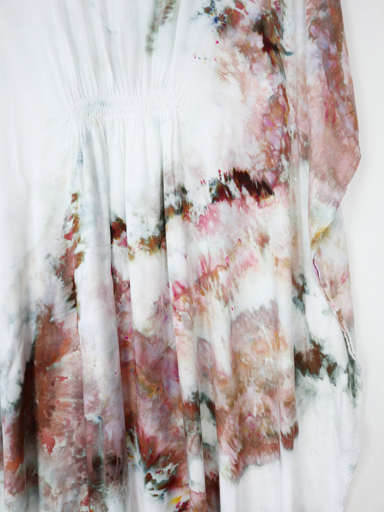Kaftan Dress - Quartz Ravel & Unravel