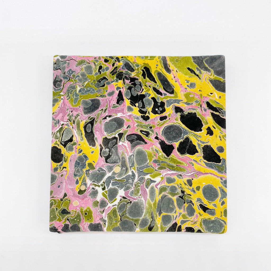 Marbled Mini Wall Hanging 08 Home Ravel & Unravel