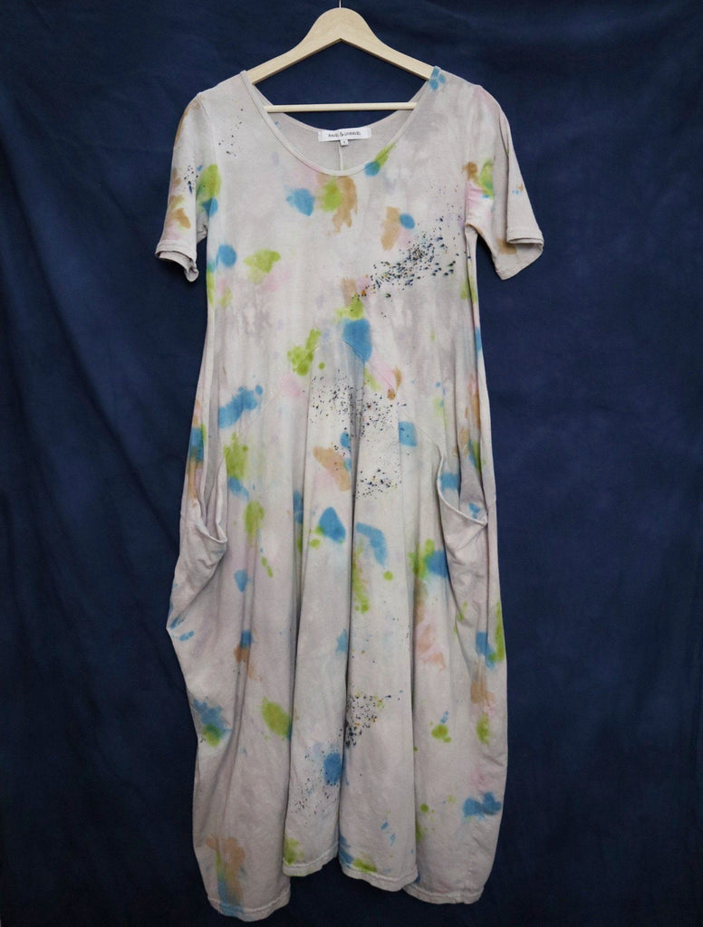 Painters Pocket Dress - SMALL Ravel & Unravel