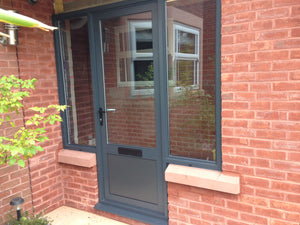 Alitherm Plus residential door