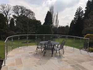 Harrogate Splayed Balustrade