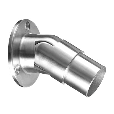 0-50° ADJUSTABLE WALL CONNECTOR - Wakefield Glass & Aluminium