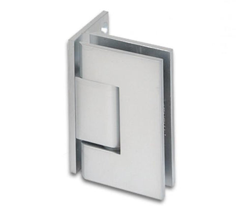 Shower Door Hinge Bilbao glass/wall 90° one side wall mounted - Wakefield Glass & Aluminium