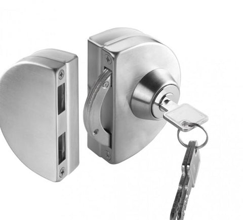 Hook Lock Patch with Keep and hook bolt - Wakefield Glass & Aluminium