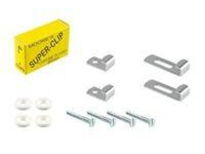 Mirror fixing clips - Wakefield Glass & Aluminium