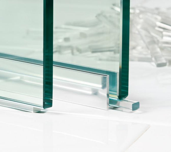 Clear Glass Setting Blocks - Wakefield Glass & Aluminium