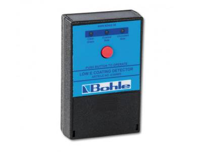 Low E coating detector - Wakefield Glass & Aluminium