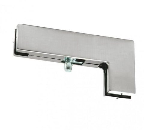 Angled Overpanel Fitting Bohle Patch PT 40 with Pin Bearing - Wakefield Glass & Aluminium