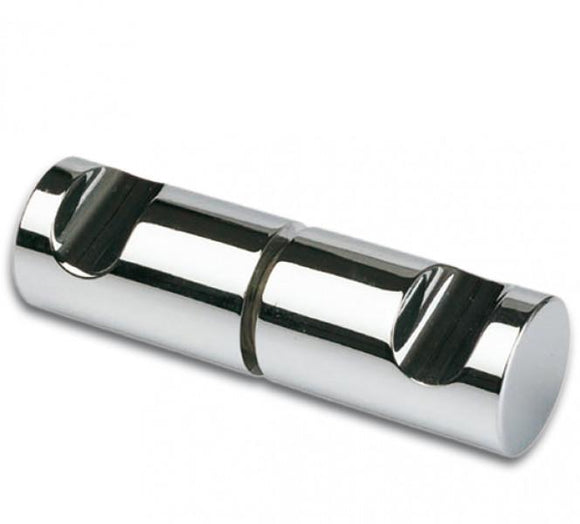 Shower Doorknob Handle length 2 in (50 mm) - Wakefield Glass & Aluminium