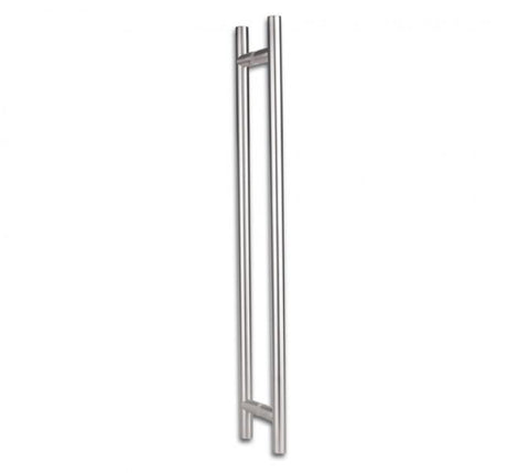 Handle for All-Glass Doors ø 25 mm - Wakefield Glass & Aluminium